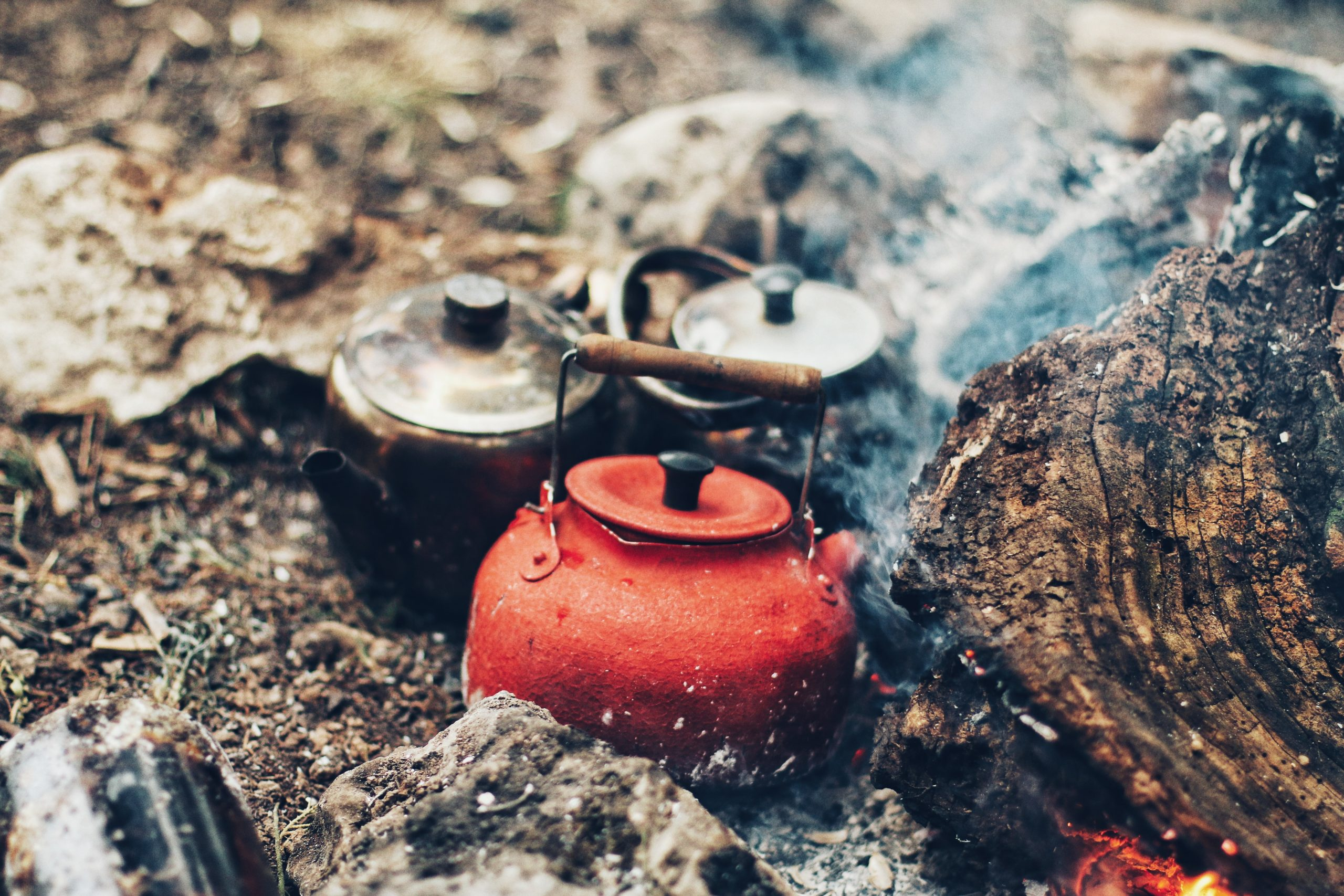 Water koken als methode om water te zuiveren