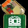 survival kit voor avonturiers