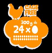 Lang houdbaar noodvoedsel eieren