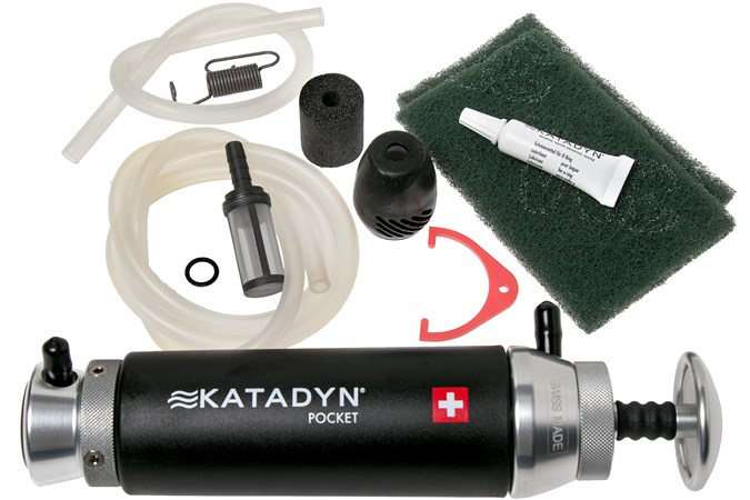 Katadyn Pocket waterfilter complete set