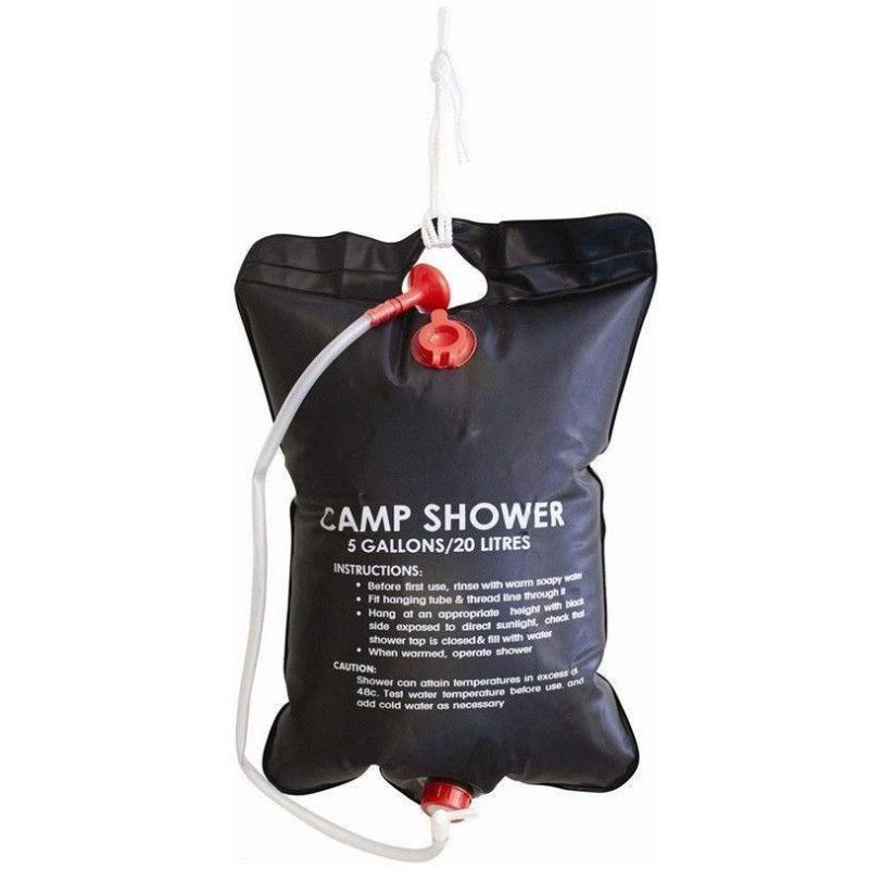 solar shower outdoor douchen