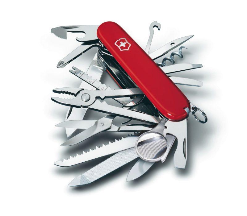 Victorinox SwissChamp 33 functies rood