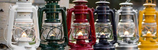 Feuerhand lantaarns